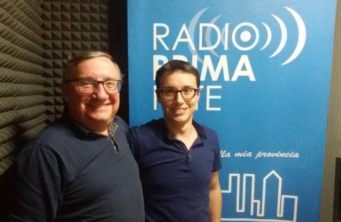 Intervista Radio Prima Rete - Fare Impresa (Giugno 2017)