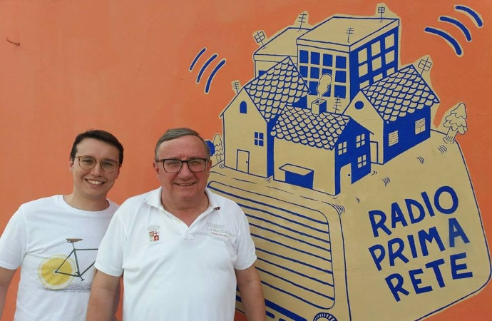 Intervista Radio Prima Rete - Fare Impresa (Maggio 2018)